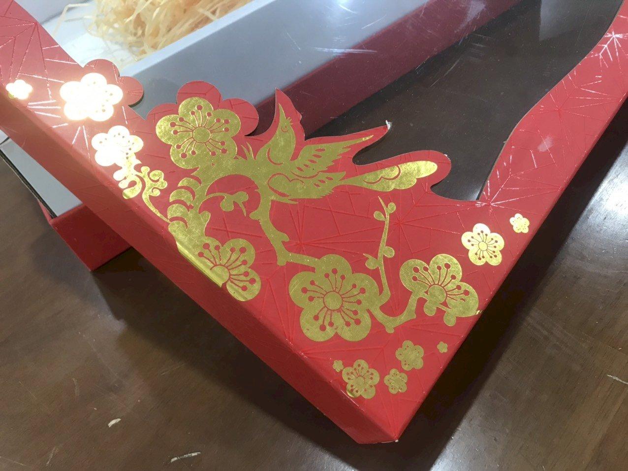 Các loại hình gia công hộp giấy Carton, hộp giấy cứng, hộp giấy Kraft