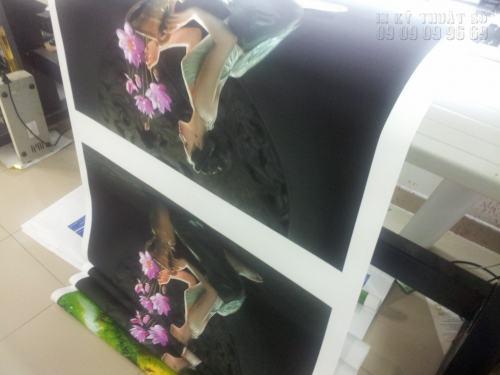 In tranh chân dung trên chất liệu Canvas treo tường, để bàn & lên khung theo yêu cầu - Ảnh: 7