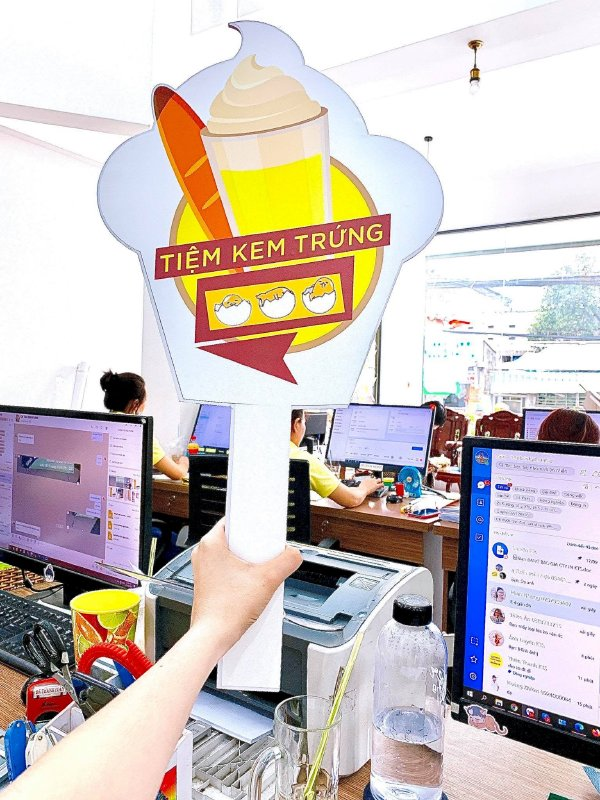 Thiết kế khung check in
