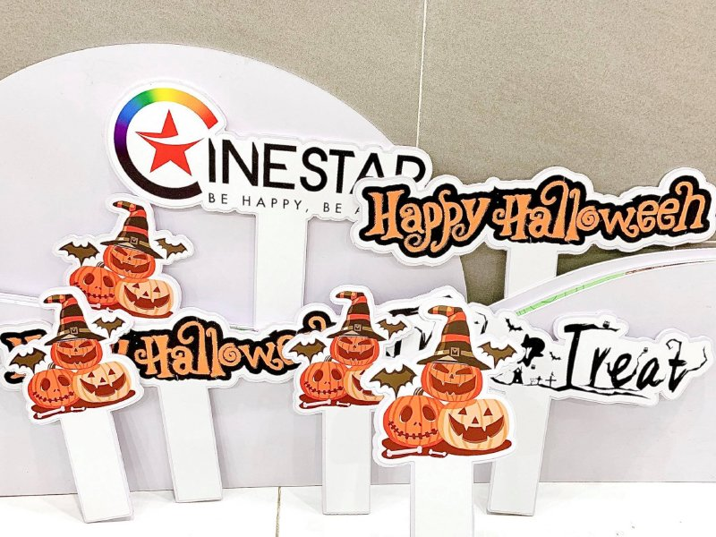 Hashtag Tiệc Halloween - Hashtag chụp ảnh