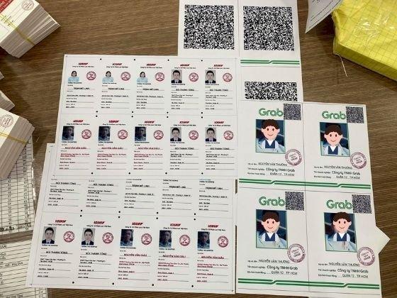 In mã QR Code Khai báo y tế - In mã QR chứng nhận tiêm vắc xin - In thẻ xanh Covid - Ảnh: 5